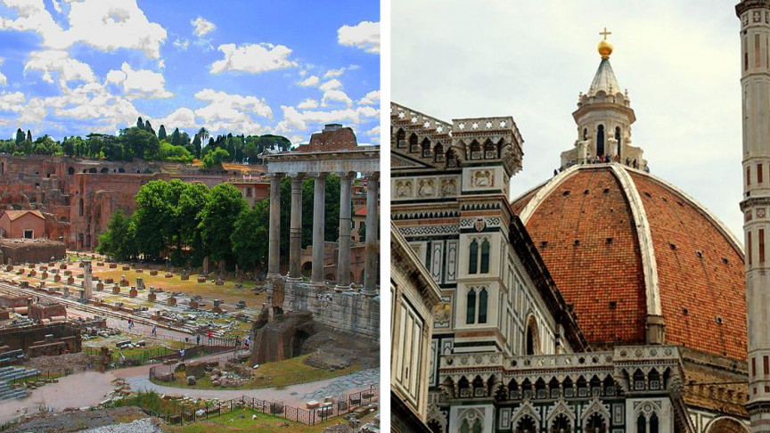 A Very Brief Engineer Tourist's Guide to Italy