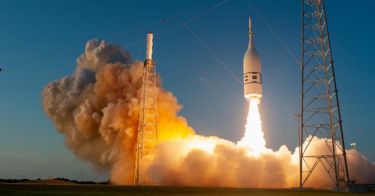 NASA's Orion Spacecraft Has Passed a Critical Propulsion Test
