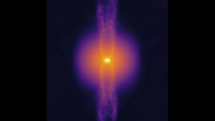 Birth of a Star: Scientists Create a Realistic Simulation