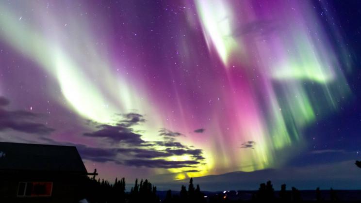 New Type of Aurora Borealis Discovered