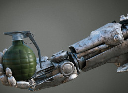 Life in 2050: A Glimpse at Warfare in the Future