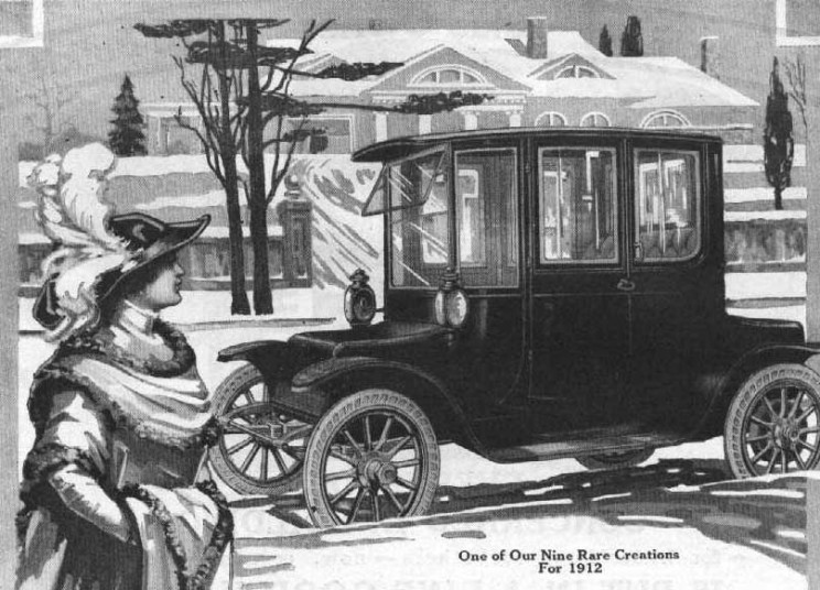The Interesting History of Electric Cars