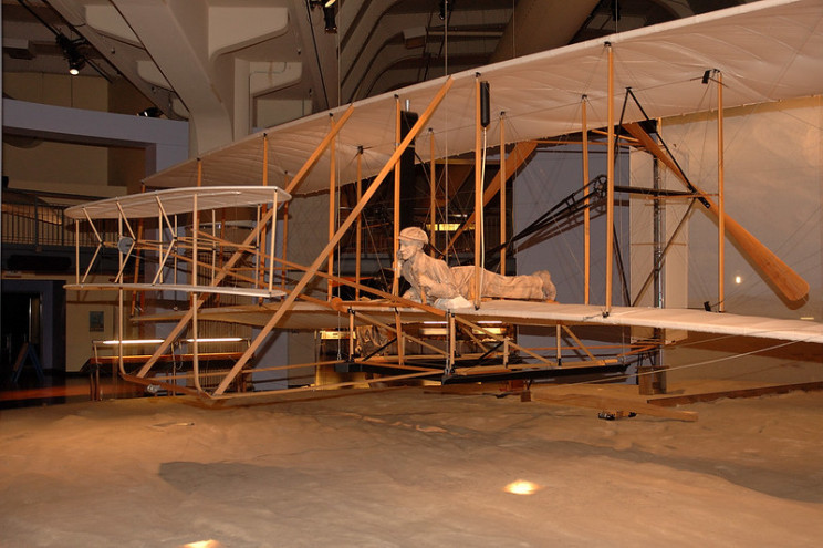 the wright brothers flyer
