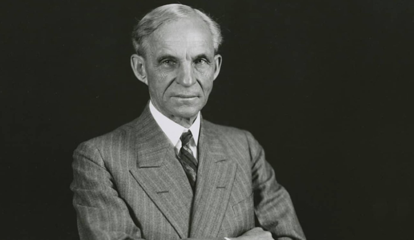 greatest engineers henry ford