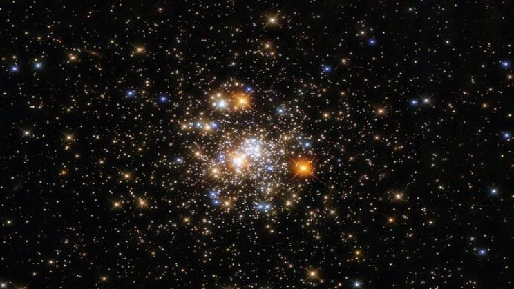 Hubble Captures Glints of a Glittering Globular Cluster in the Sagittarius