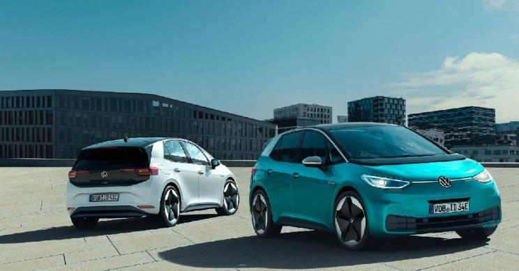 Volkswagen's New EV ID.3 Deliveries Begin Early September