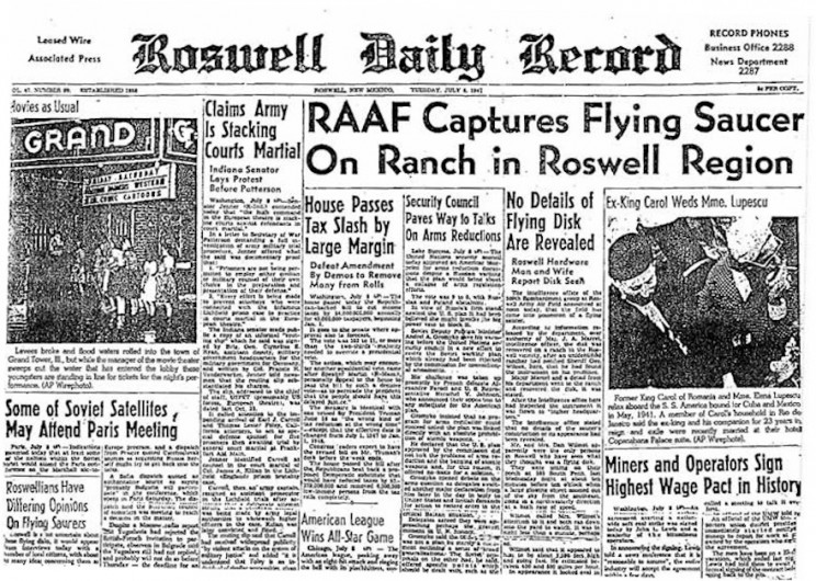 Aliens or Not? Everything You Need to Know About The Roswell Incident
