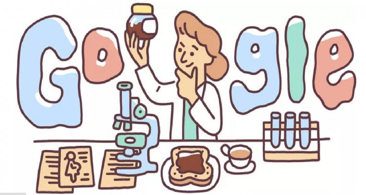 Google Doodle Honors Pre-Natal Care Researcher Lucy Wills