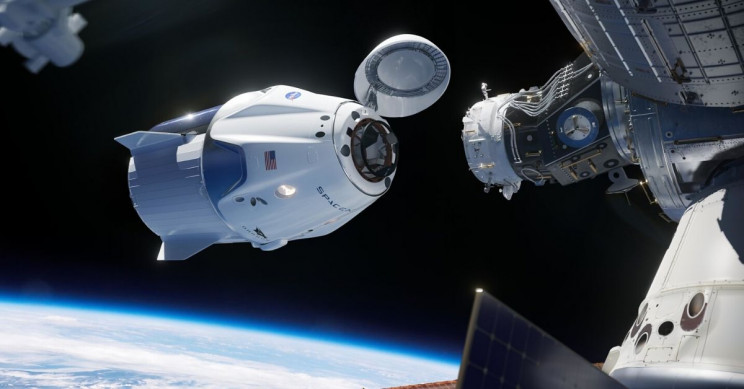 NASA, SpaceX Released Playable Crew Dragon Space Flight Simulator