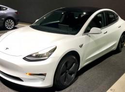 Elon Musk: White is the New Black for Model 3