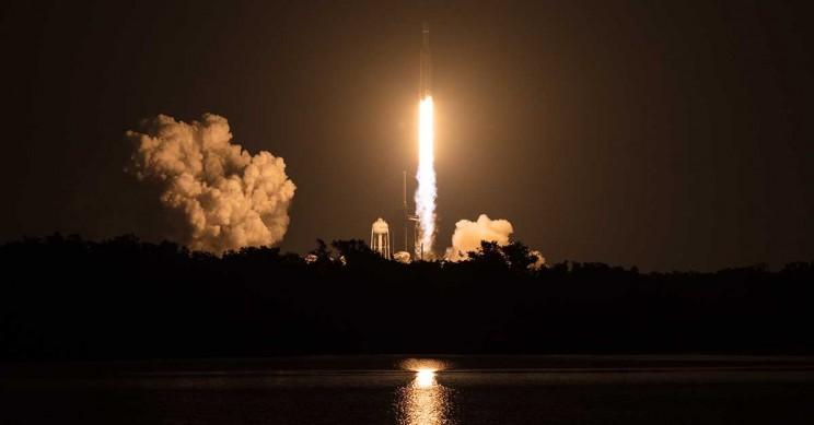 Falcon Heavy STP-2