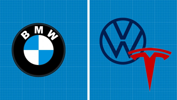 BMW Backs Hydrogen, but VW and Tesla Strongly Oppose
