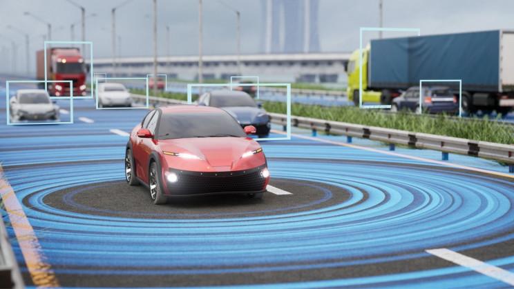 Highly Sensitive LiDAR System Enhances Autonomous Driving Vision