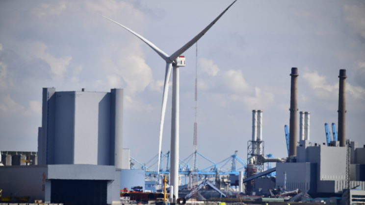 The World's Largest 14 MW Offshore Wind Turbine Starts Operating