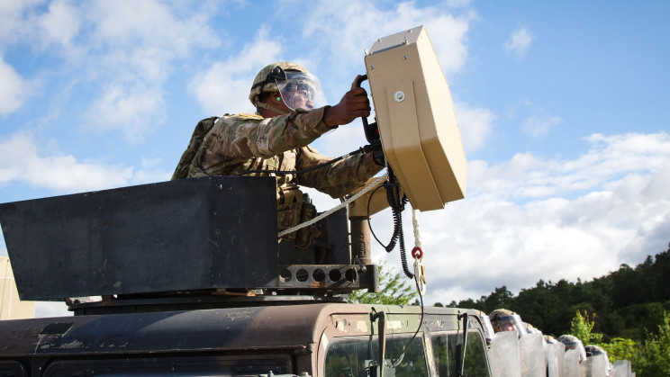 US Military's 'Active Denial System' Is a 95 GHz Heat Ray