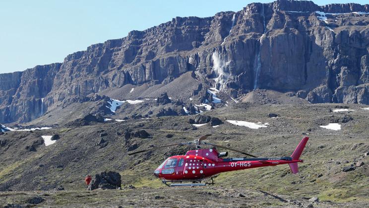Billionaires Fund $15M Search for EV Metals in Greenland