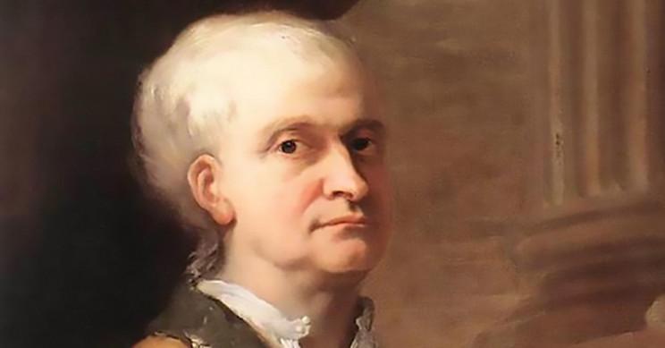 Old Isaac Newton
