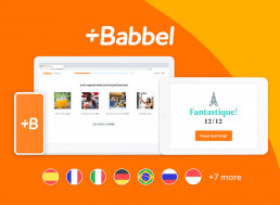 Learn New Languages the Easy Way with Babbel