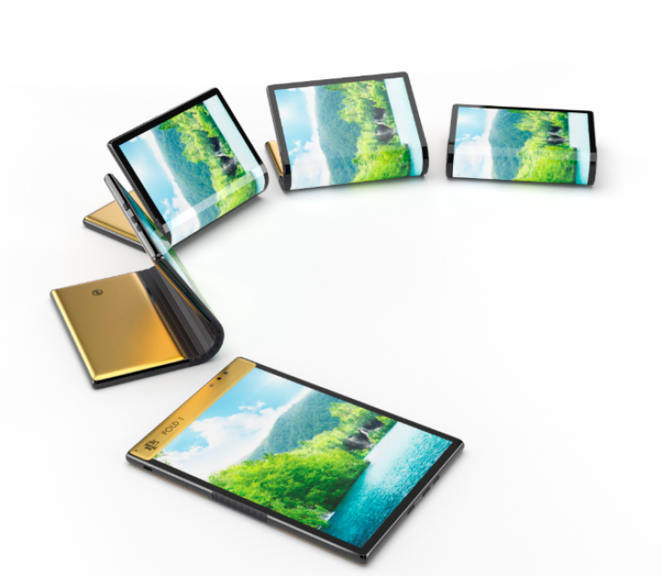 """Pablo Escobar's Brother Explicitly Promotes His New """"Unbreakable"""" Foldable Smartphone"""