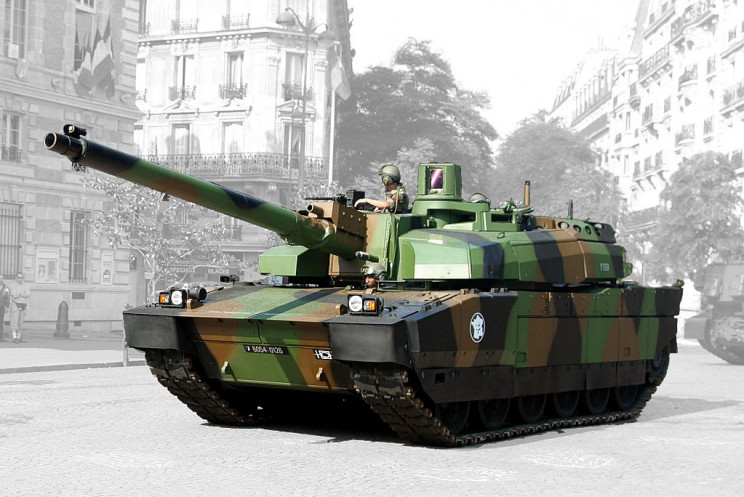 worlds deadiest tanks leclerc