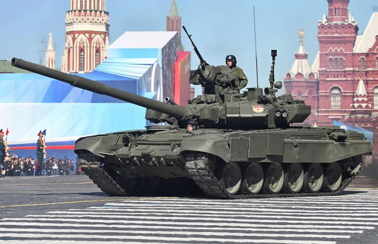world's deadliest tanks T-90