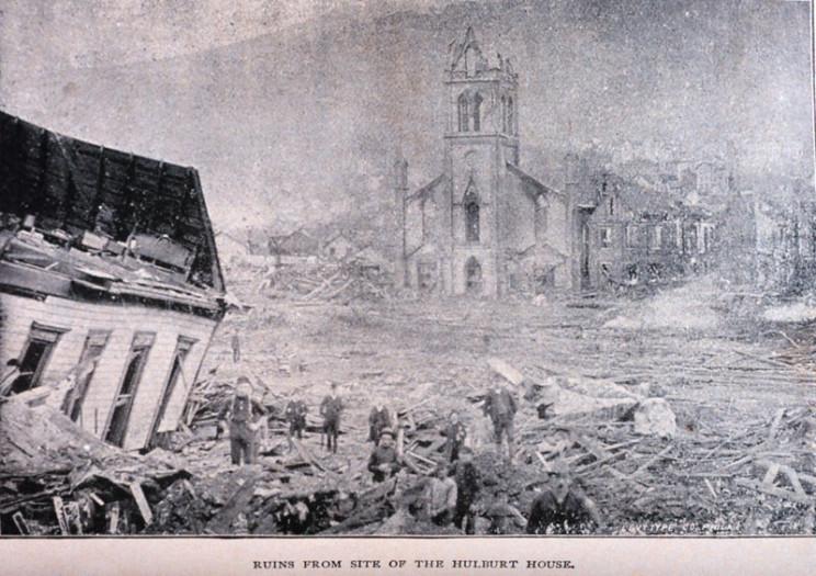 engineering disaster johnstown flood