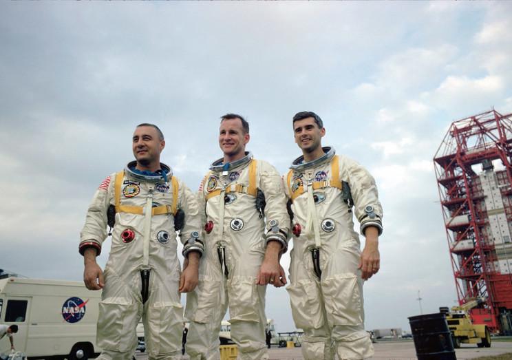 Apollo 1 Disaster