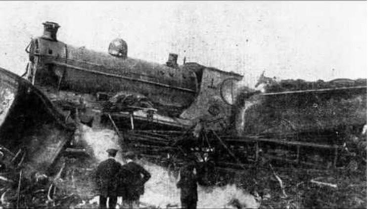 The Gretna Rail Disaster