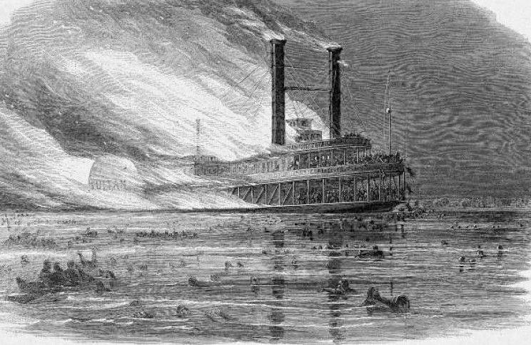 Sultana Ship Disaster