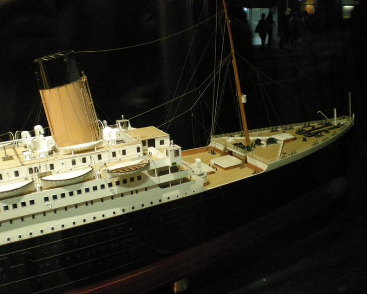 Titanic Ship Disaster