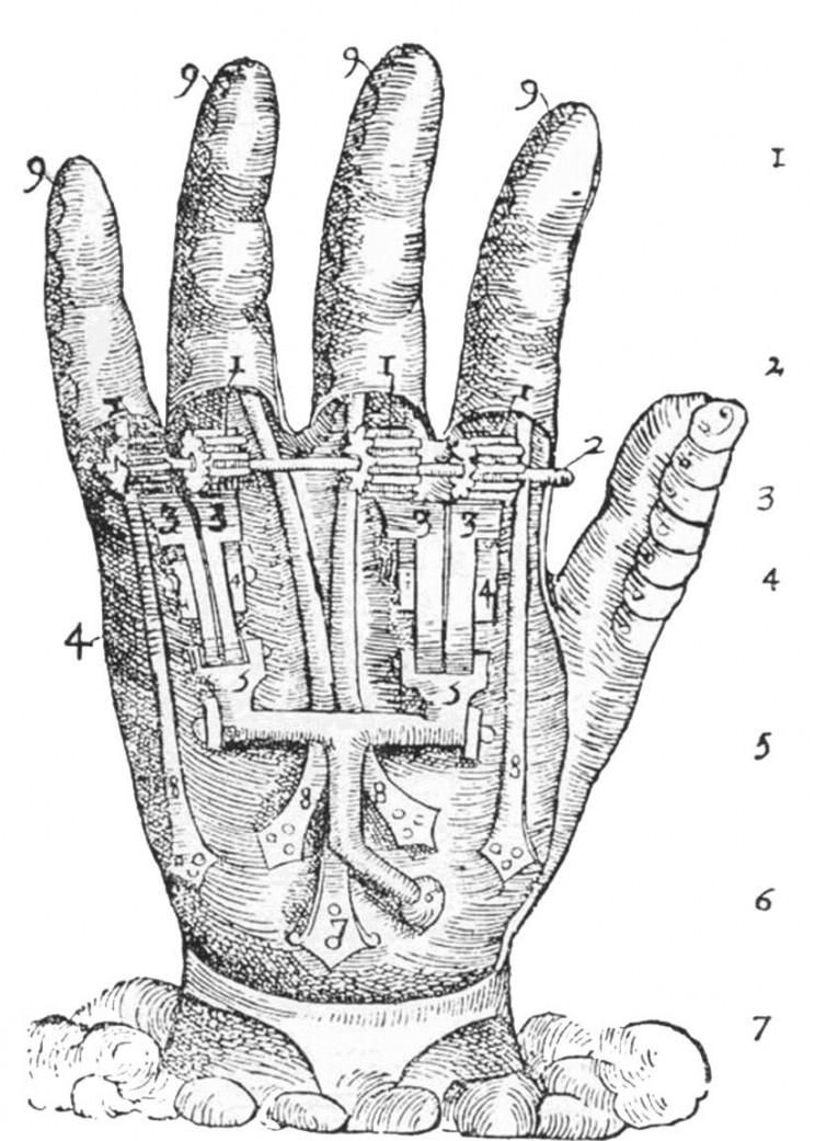 early prosthetics le petit lorrain