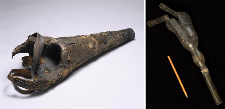 historical prosthetics peglegs