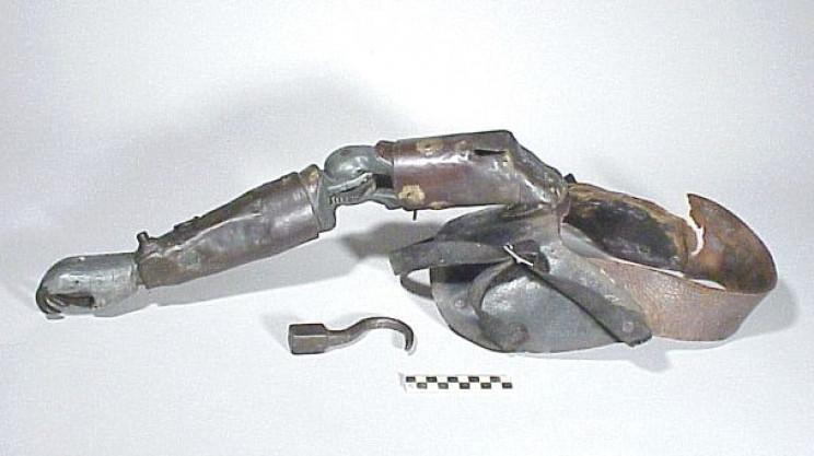 prosthetics in history wilkinson