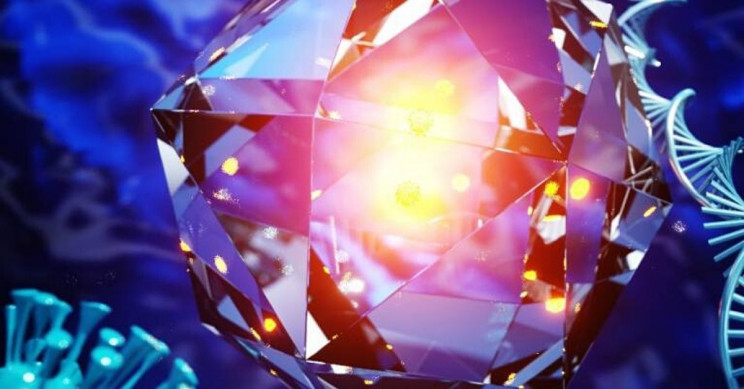 Quantum Nanodiamonds Can Detect HIV, Other Diseases Earlier