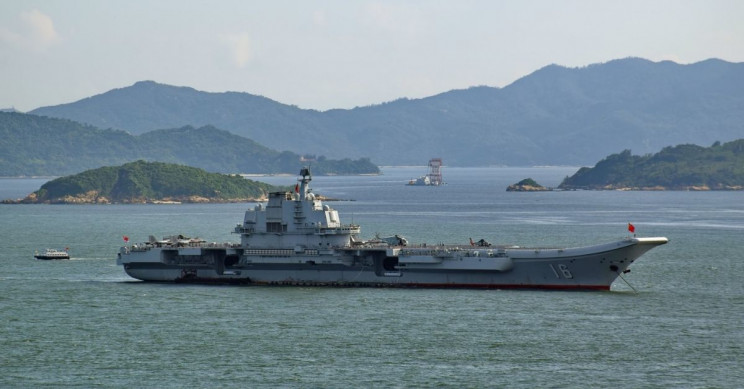China to Deploy Third Aircraft Carrier by 2025, Report Says