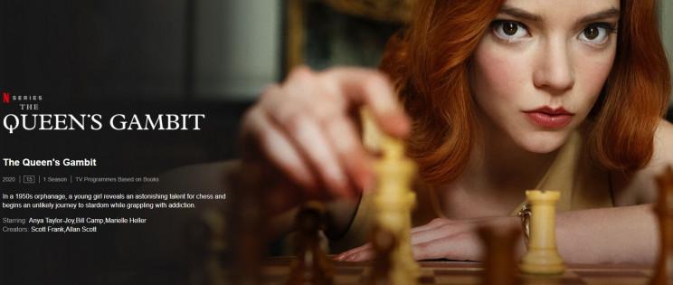 the queens gambit tv series