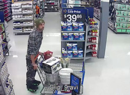 Futuristic Florida Thief Robs Walmart Blind on Hover Shoes
