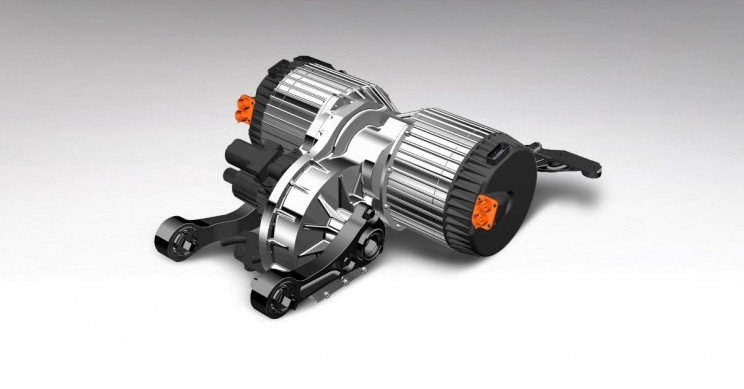 Bentley's New Electric Automobile Motor Designed Without Rare-Earth Magnets