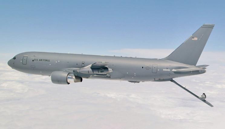 USAF KC-46 refueling tanker