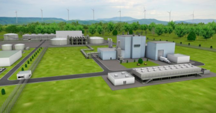 Bill Gates' Nuclear Power Venture Taking Steps to Fight Climate Change