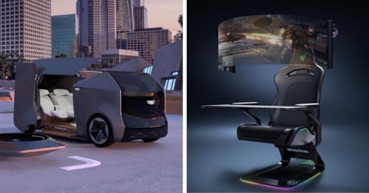 15+ Futuristic Technologies Showcased at CES 2021
