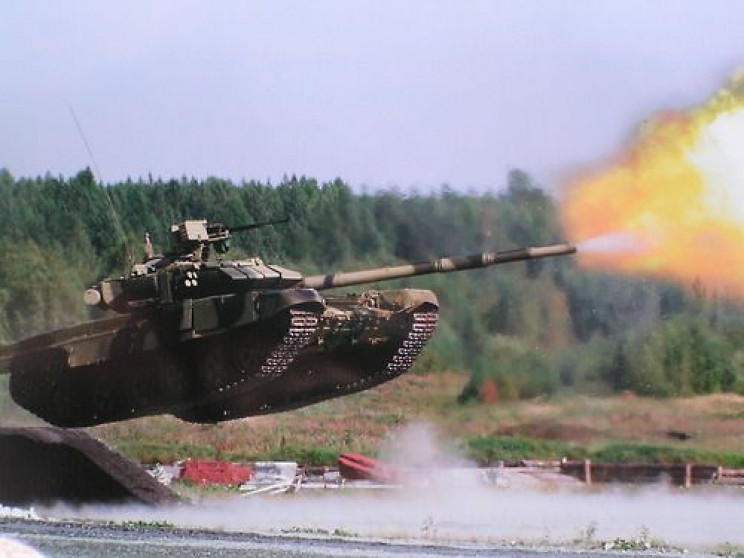 flying tanks jump