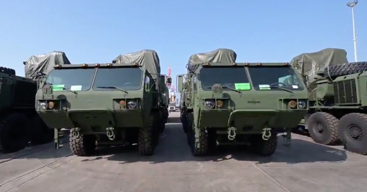 Second Iron Dome Missile Battery Successfully Shipped from Israel to US