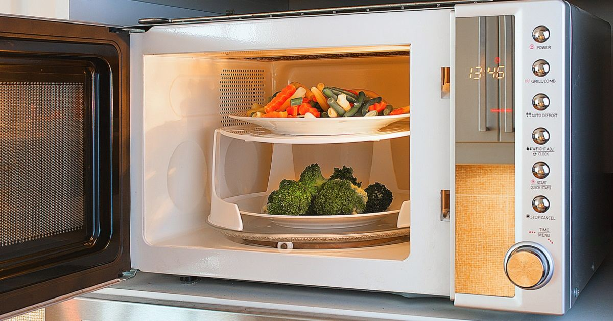 accidental inventions microwave