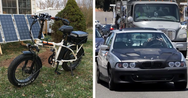 9 People Who Designed and Built Their Own Electric Vehicles