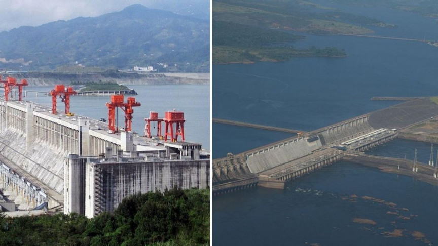 21 Dams In the World That Generates the Highest Amount of Electricity
