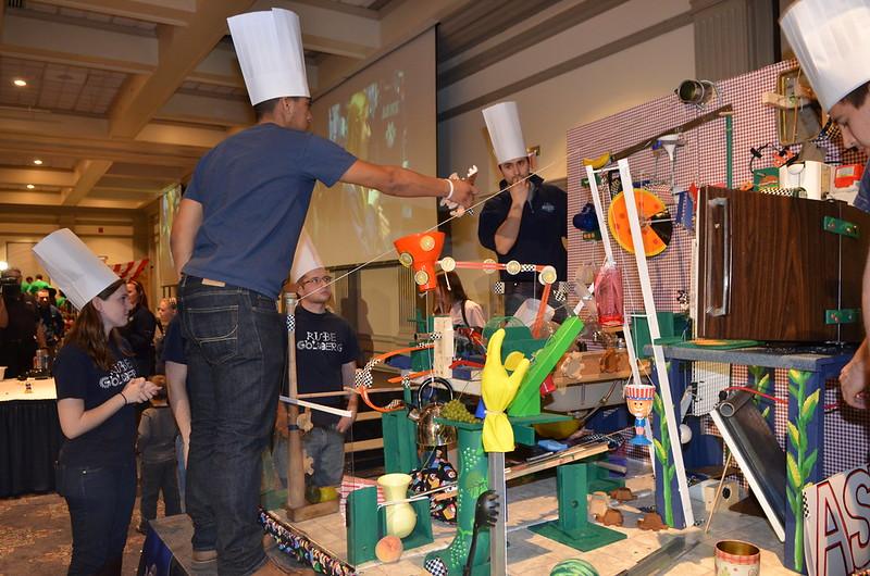 rube goldberg machines contest