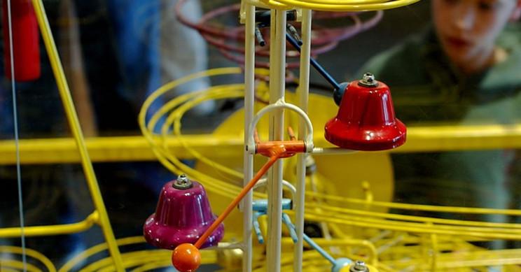 Rube Goldberg: The Mind Behind the World's Best Useless Machines