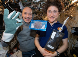 Astronauts Baked Cookies in Space and Were Surprised at How Long It Took