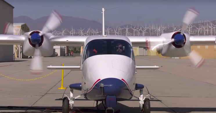 NASA's First All-Electric X-Plane Has Been Delivered, and It's Ready For Testing